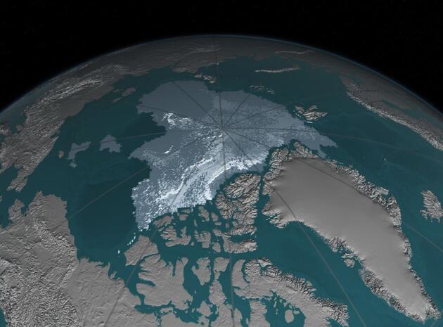 Küresel iklim değişikliğini gözler önüne seren 13 karşılaştırma