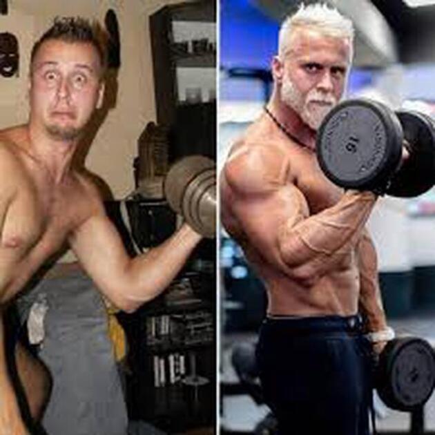 Yaşlı görünmek için bu yönteme başvurdu! Nedeni ise şaşırttı