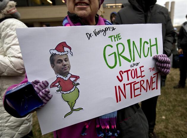 Trump interneti öldürdü