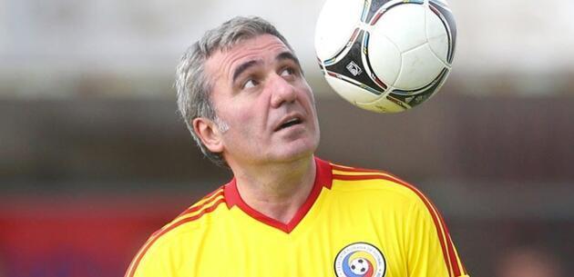 Gheorghe Hagi transferi açıkladı