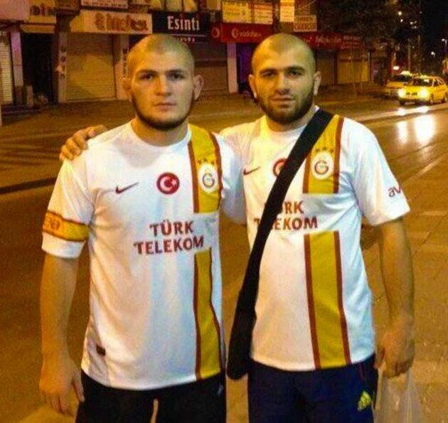 Galatasaray'dan Nurmagomedov sürprizi