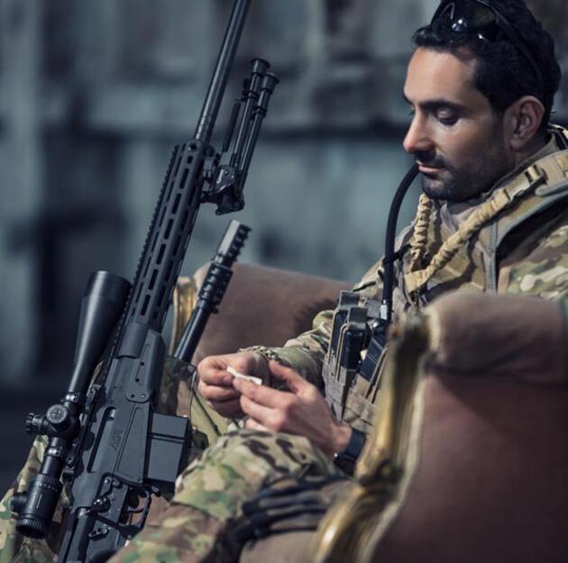 IDEF'te milli silahlar görücüye çıktı