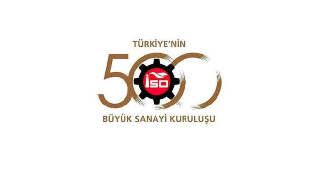 Türkiye'nin en büyük 500 sanayi kuruluşu belli oldu