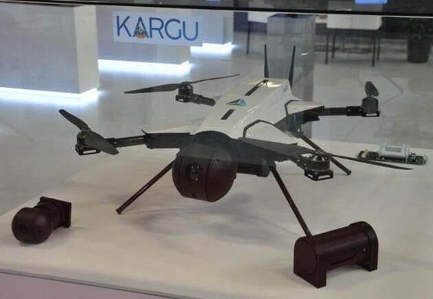 'Kamikaze drone'lar terörle mücadelede önemli bir güç haline dönüştü