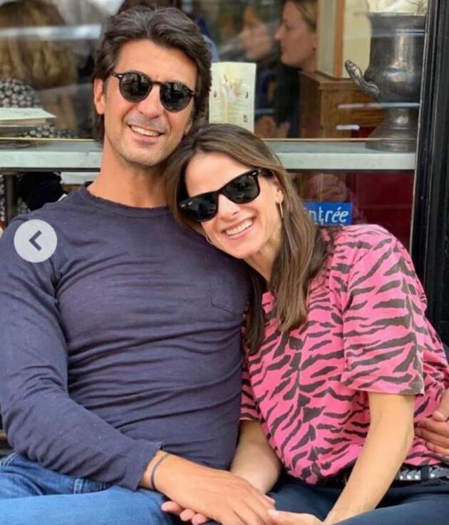 İbrahim Kutluay paylaştı! New York'ta aşk karesi
