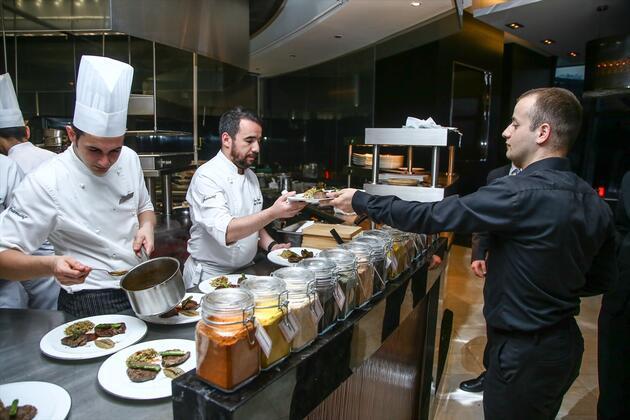 Anadolu lezzetleri Azerbaycan'da tanıtıldı