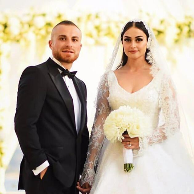 Esra Bilgiç ile Gökhan Töre boşandı