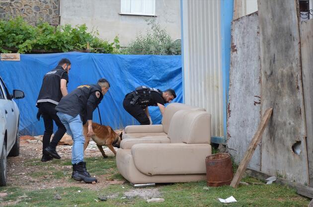 10 adrese eş zamanlı baskın! İstanbul'da narkotik operasyonu