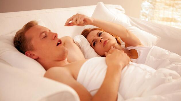 Uyku apnesi ölümcül oluyor