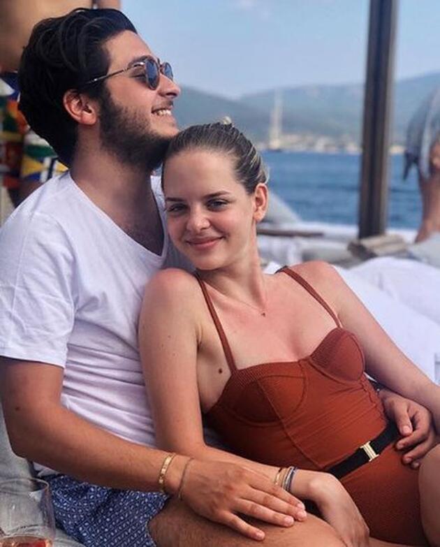 Mina Başaran'ın kardeşi Can Başaran, Mina Küçük ile aşk yaşıyor