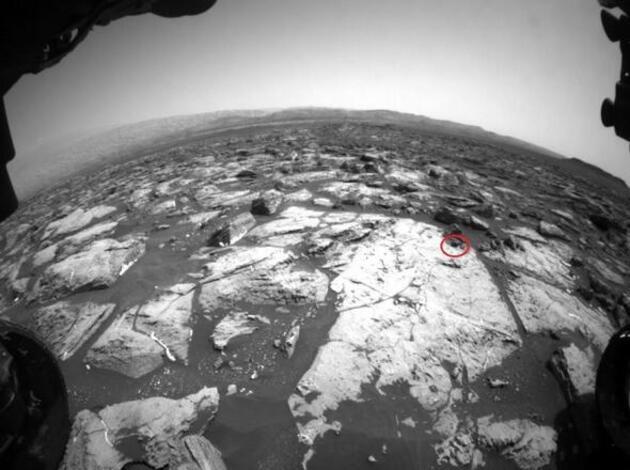 Uzayın derinliklerinde sosyal medyayı ikiye bölen görüntü