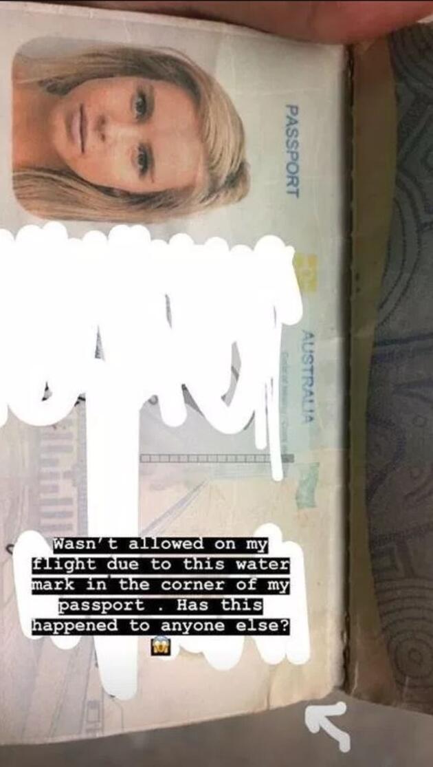 Eski Kainat Güzeli Tegan Martin'in tatili kabusa döndü: Ülkeden dönemedi