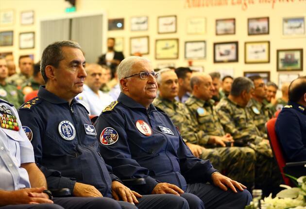 Uluslararası Anadolu Kartalı-2019 eğitimi