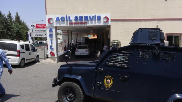Husumetli iki aile arasında silahlı kavga