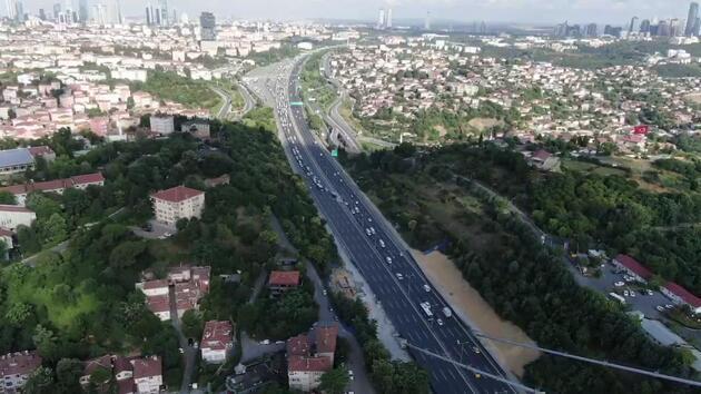 Fatih Sultan Mehmet Köprüsü'nde onarım yoğunluğu başladı