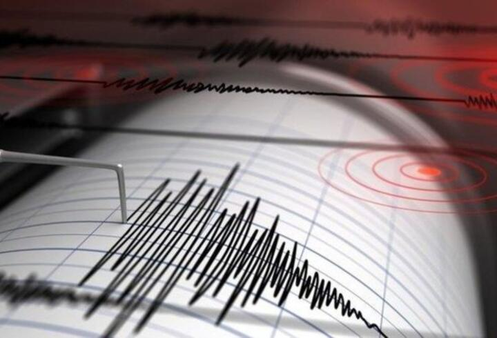 İran'da 4,9 büyüklüğünde deprem