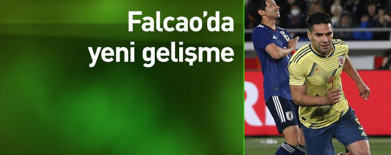 Porto Radamel Falcao'dan vazgeçti
