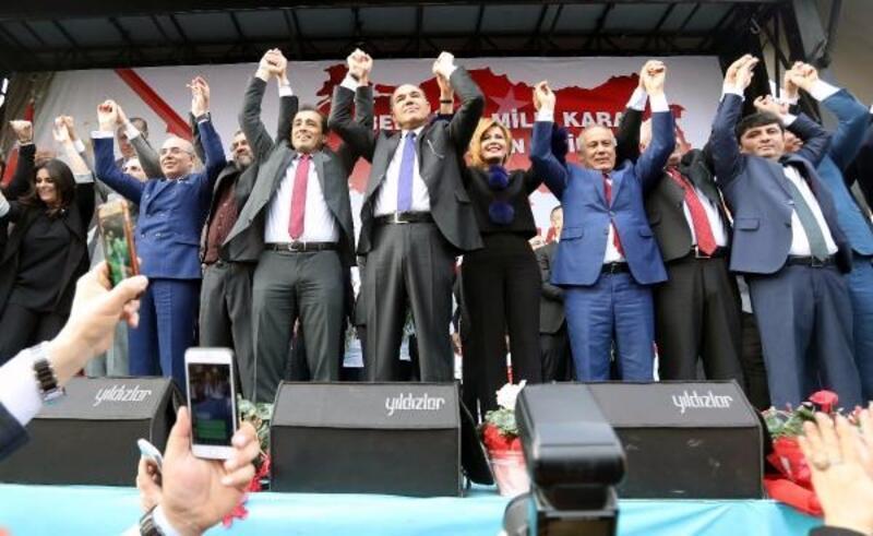 Cumhur İttifakı'nın Kozan ve Ceyhan seçim irtibat büroları açıldı