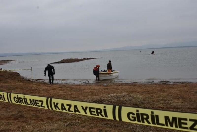 Barajda kaybolan balıkçıya arama çalışmaları sürüyor