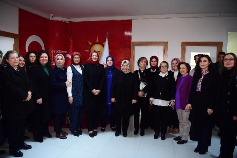 'AK Kadınlar'dan Sancaktepe çıkarması