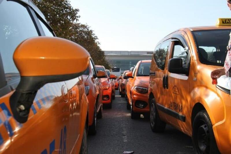Taksiciler Türkiye'nin En'lerini seçecek