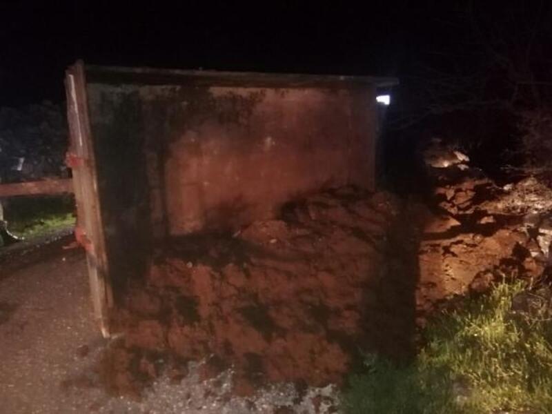 Gaziantep'te traktör devrildi: 1 ölü, 1 yaralı