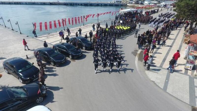 Sinop'ta Türk Polis Teşkilatı'nın 174'üncü kuruluş yıl dönümü kutlandı