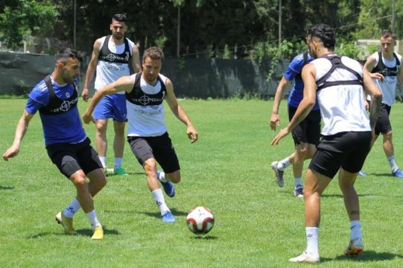 Hatayspor, Adana Demirspor'a hazır