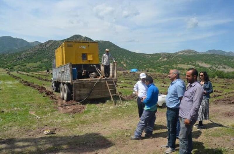 Memleketi Tunceli'ye dönüp 2,5 milyon liralık yatırımla tesis kuruyor