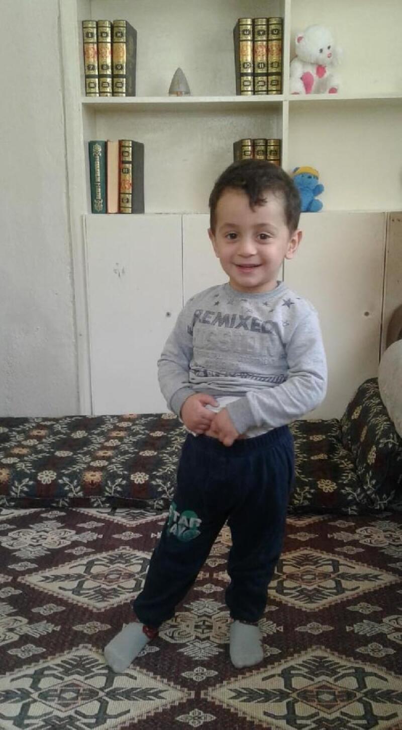 Üvey babaya, minik Abdülkadir'i döverek öldürdüğü iddiasıyla gözaltı