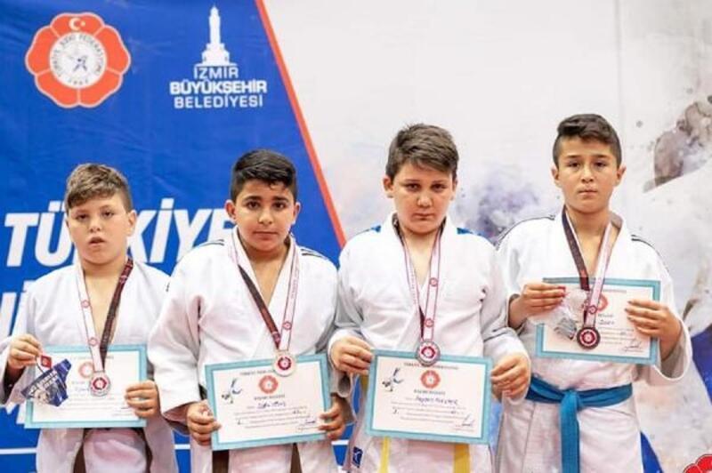 Osmaniyeli Judocu Balkan Şampiyonasına Katılacak