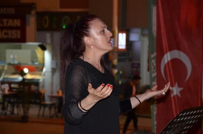 İznik'te tasavvuf konseri, büyük beğeni topladı