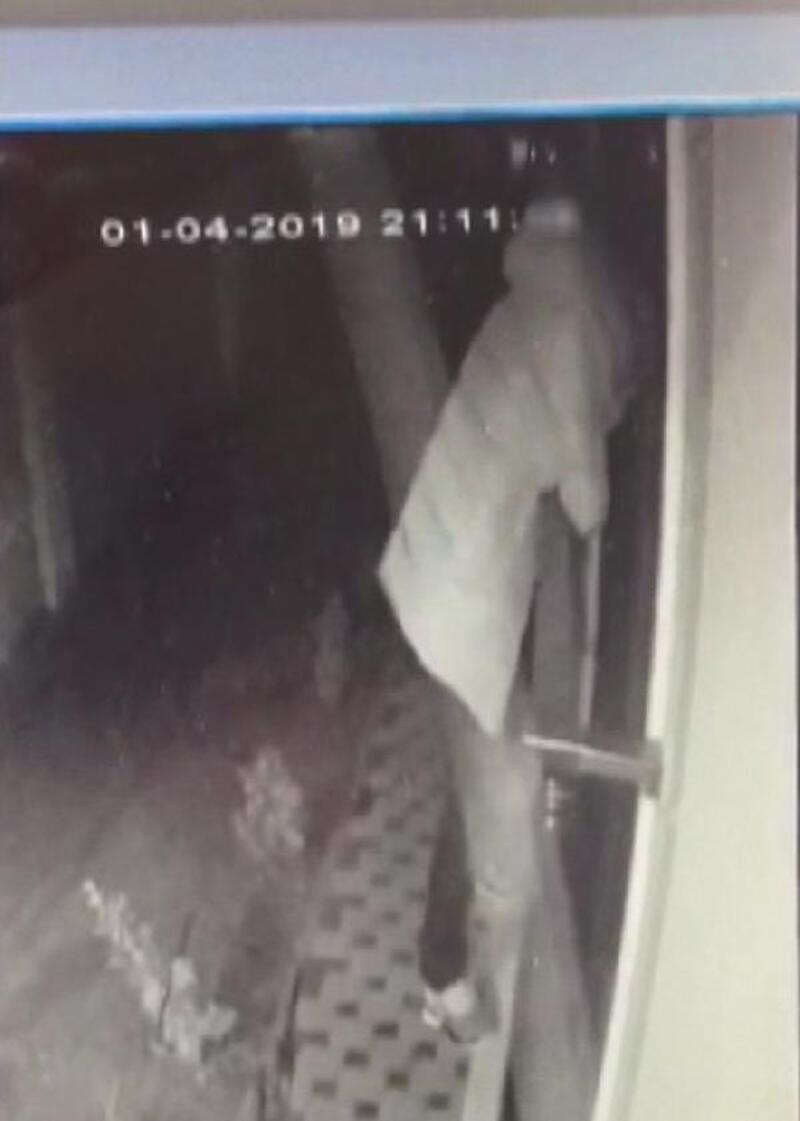 Evlere pencerelerden giren hırsızlar oturdukları rezidansta yakalandı