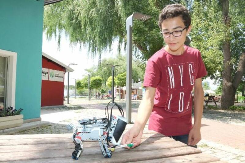 Çocuk Teknoloji Evi'nde 'Yaz Okulu' başlıyor