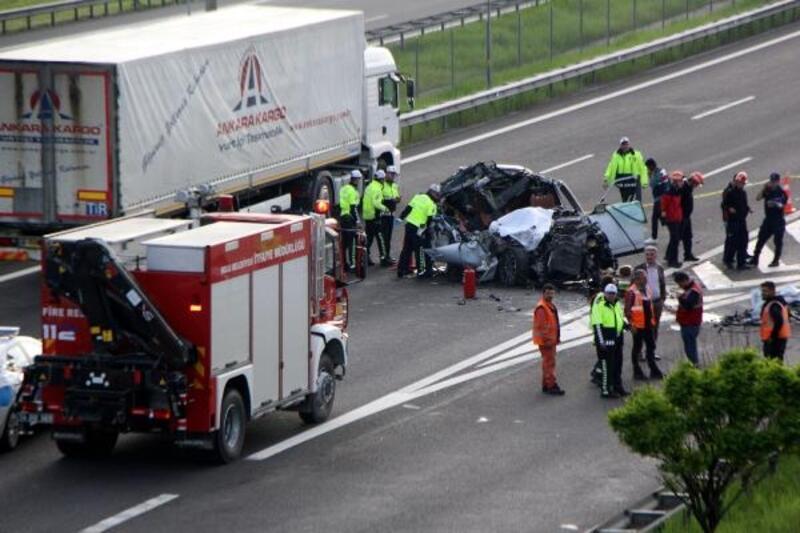 Kazada yaralanan amatör futbol kulübü başkanı, yaşamını yitirdi
