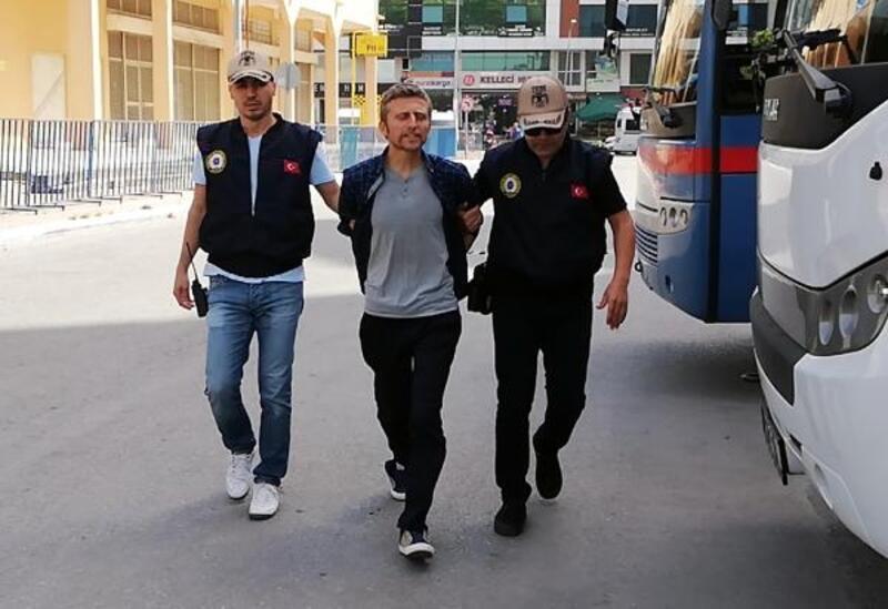 Mersin'de yakalanan MLKP'li terörist adliyede
