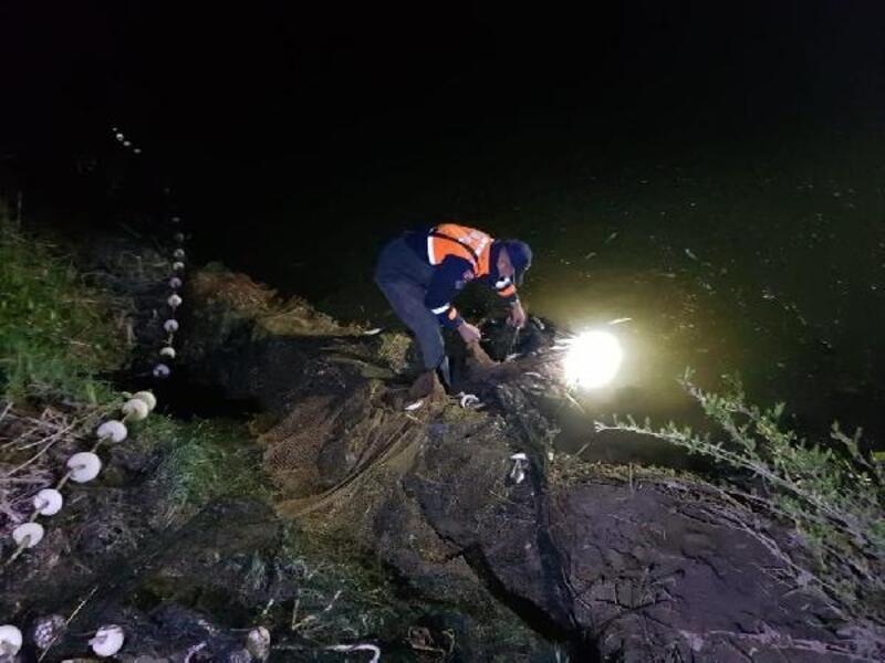 Van'da 5 ton kaçak avlanmış inci kefali ele geçirildi
