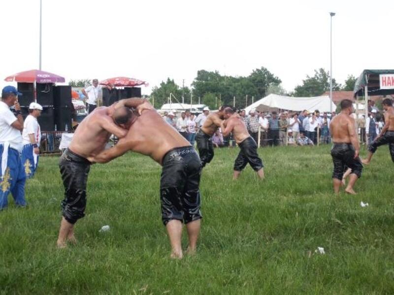 Ata sporlarını buluşturan festival