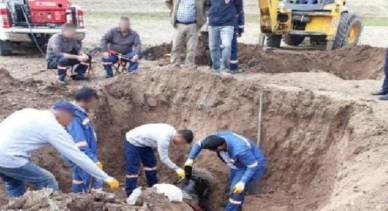 Diyarbakır'da petrol boru hattından hırsızlığa 2 tutuklama