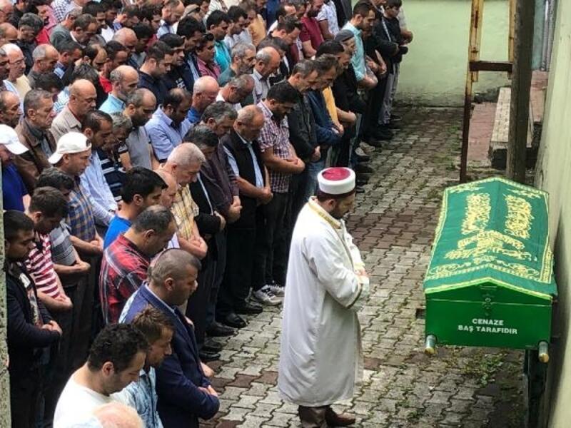 Kaçak ocakta ölen işçi toprağa verildi