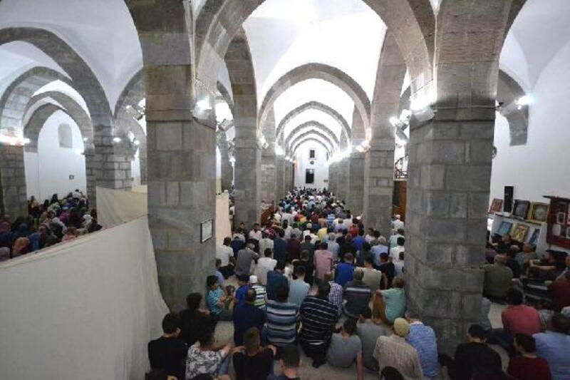 600 yıllık gelenek Niksar'da yaşatılıyor