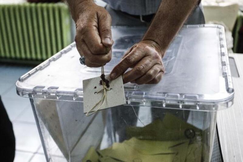 Keskin'de AK Parti adayı seçimi kazandı