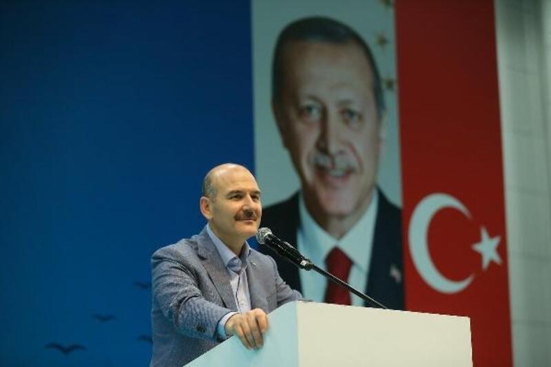 """Bakan Soylu """"Türk Soylu Kardeşlerimizle iftar"""" Programına katıldı"""