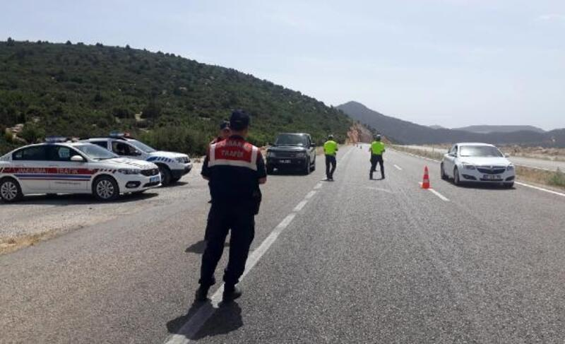 Jandarma ve polisten uygulama
