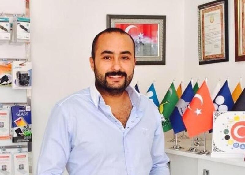 MHP Eşme İlçe Başkanı, silahlı saldırıda yaralandı