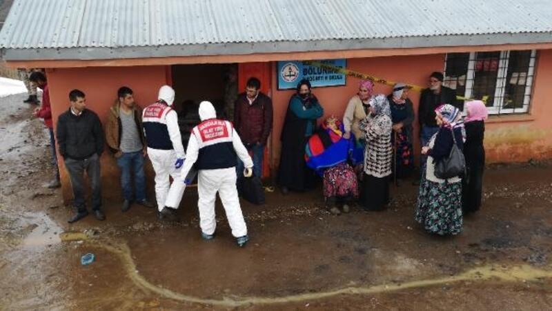 Pütürge'de, 2 kişinin öldüğü mahallede muhtarlık seçimi tekrarlandı