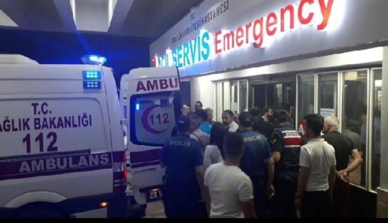 Tunceli'de PKK'lı teröristlerle çatışma: 1 şehit, 1 yaralı