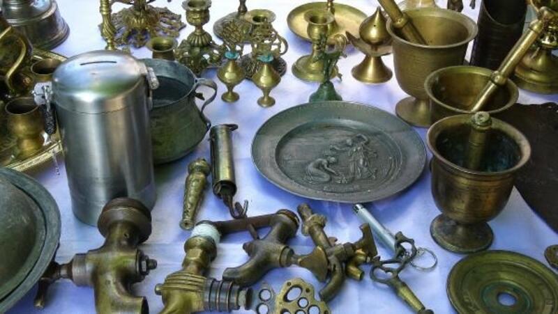 Kazdağları'ndaki Çamlıbel'de antik pazar kuruldu