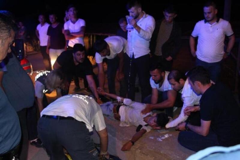 Tokat'ta bıçaklı kavgada 3 yaralı