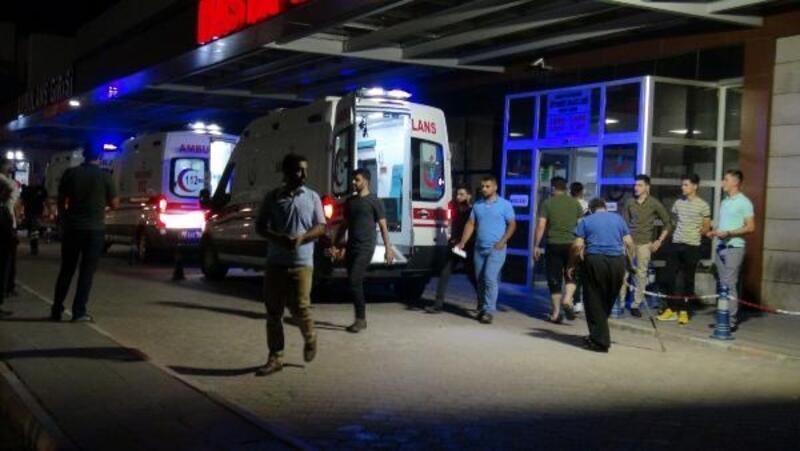 Azez'deki TSK unsurlarına saldırı: 2 yaralı